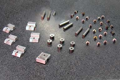 Custom Made Kinematic Components