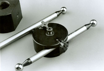 Dual Ball Bar Clamp