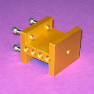 Gage Block Clamp