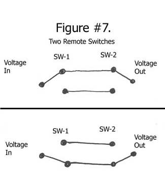 Two Remote Switches