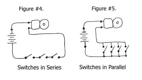 Switches in Parallel and Series