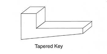 Tapered Key